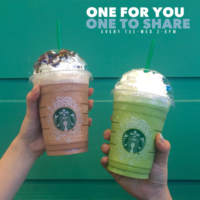 promotion-Starbucks